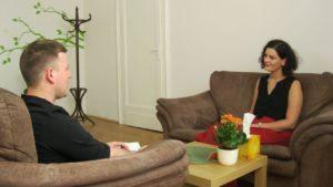 Sesja terapeutyczna w Centrum Feniks