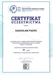 PTTPB certyfikat